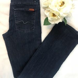 7 for all mankind midrise bootcut